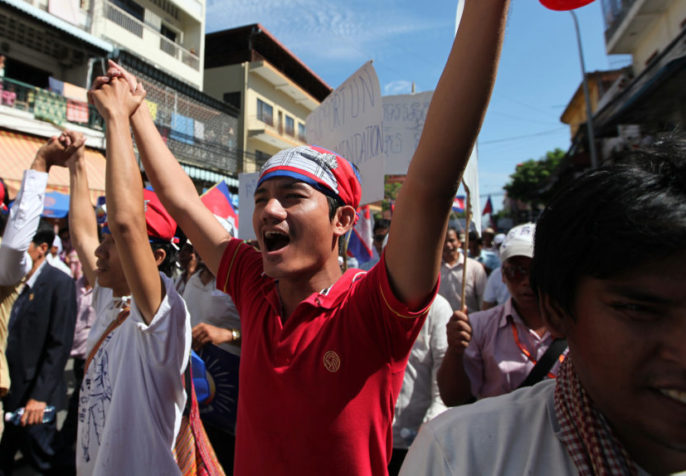 Cambodia: Fundamental Freedoms Monitoring Project