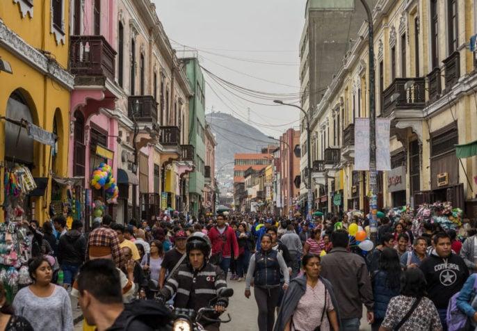 Cross-sector Collaboration in Peru