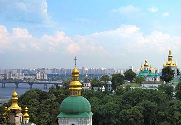 Kiev, Ukraine (photo credit: Michaela Kobyakov/SXC)