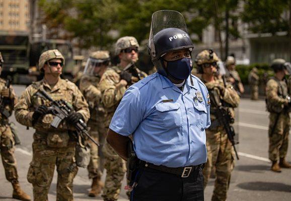 George Floyd protests in Philadelphia (Photo: Rob Bulmahn/Flickr)