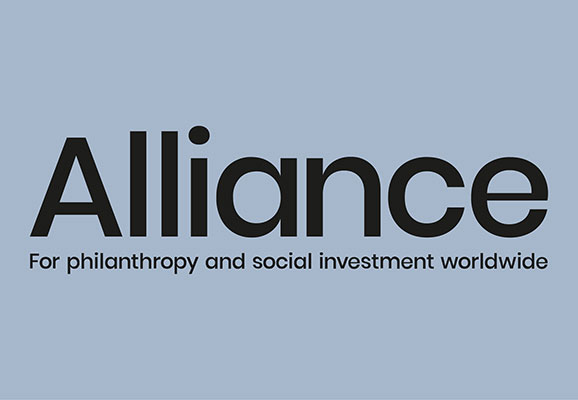 Alliance Magazine logo