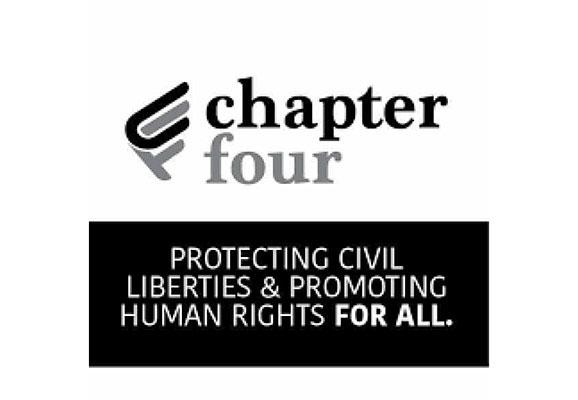 Chapter Four Uganda logo
