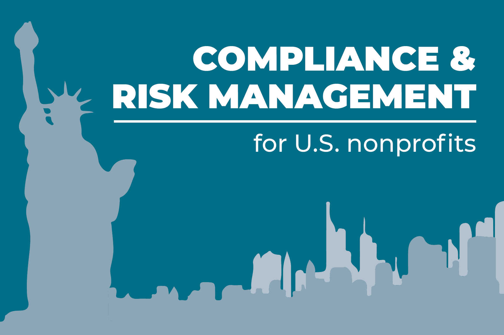 ICNL's list of resources and information on compliance and risk management for U.S. nonprofits.
