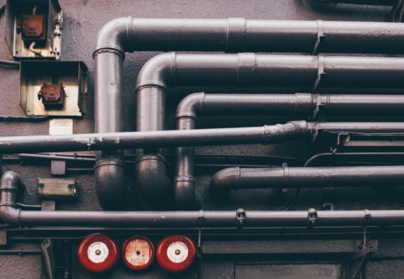 Critical Infrastructure [Photo by tian kuan on Unsplash]