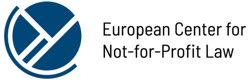 European Center for Not-for-Profit Law (ECNL) Logo