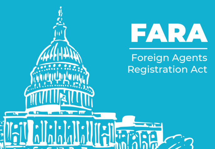 ICNL's work on the U.S. Foreign Agents Registration Act