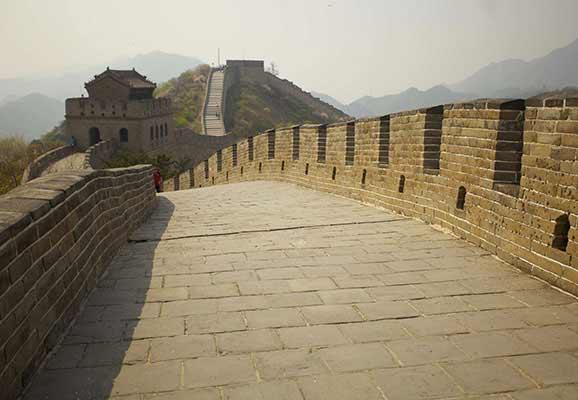 Great Wall of China (photo credit: BRJ INC./Flickr)