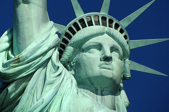 Current Trend: Target Immigration Rights Activist (header image: the statue of liberty)