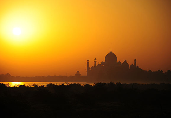 Taj Mahal (Photo Credit: Gerard McGovern)