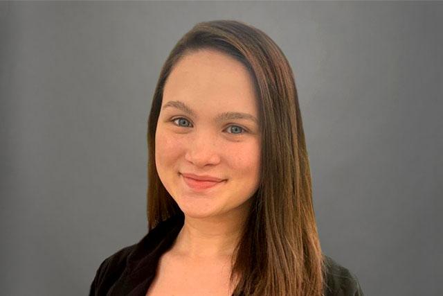 Julia DaSilva's head shot, ICNL Program Assistant