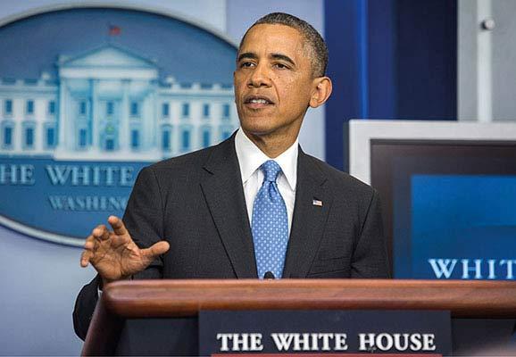 U.S. President Barack Obama (Photo Credit: White House)