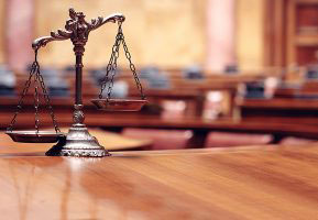 Scales of justice (photo credit: public domain)