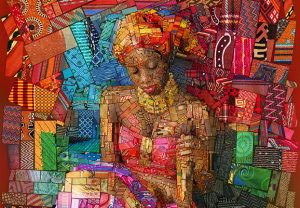 South African art (photo credit: Charis Tsevis/Flickr)