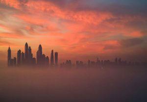 The Dubai skyline (photo credit: Jimmy Grewal/Flickr)
