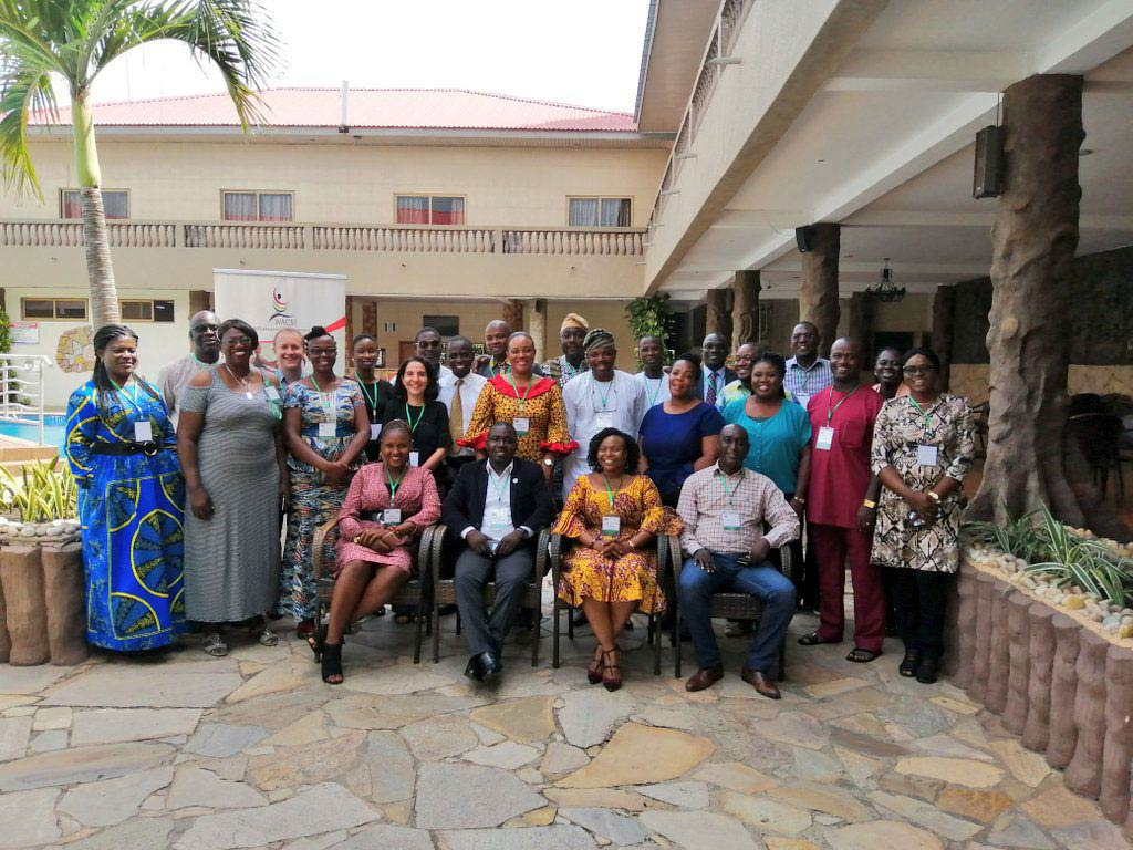 ICNL and the West African Civil Society Institute partnering to establish a West African FATF network (Photo: WACSI)
