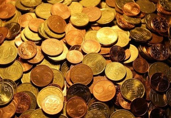 euro coins (photo credit: pixabay.com)