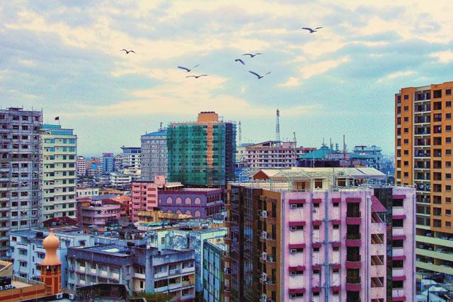 Tanzania city (photo credit: unsplash.com)
