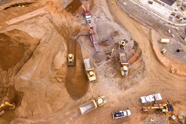 sand mine (photo credit: unsplash.com)