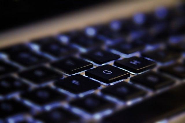 computer keyboard (photo credit: pixabay.com)