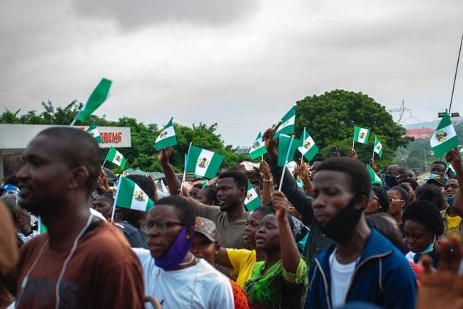 protest Nigeria (credit: unsplash.com)
